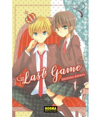 Last Game Nº 01 (de 11)