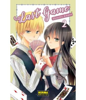 Last Game Nº 02 (de 11)