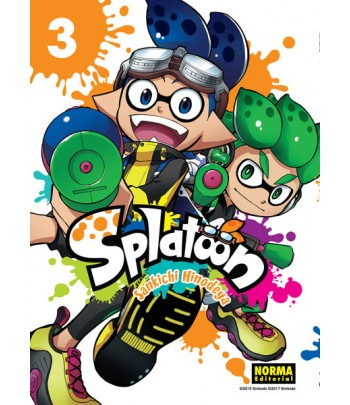 Splatoon Nº 03