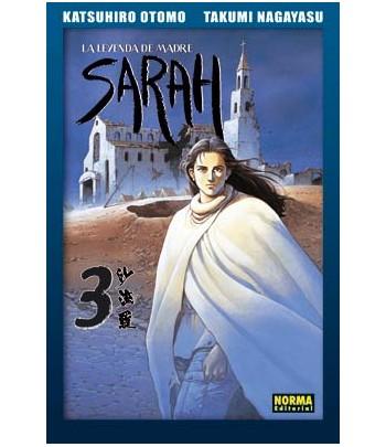 La leyenda de Madre Sarah...