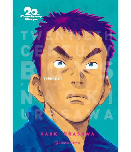 20th Century Boys Kanzenban Nº 01 (de 11)