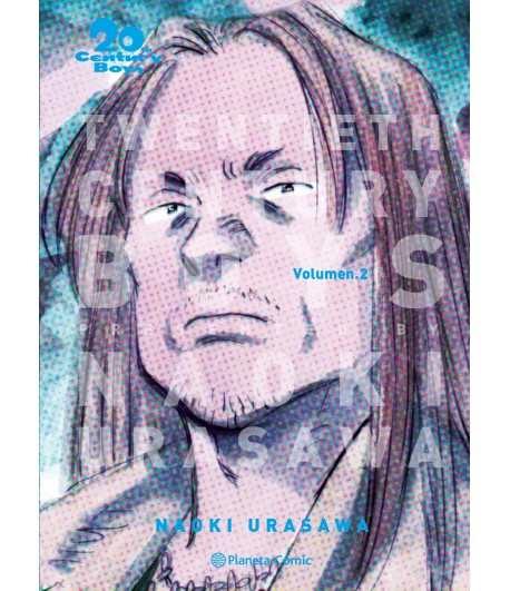 20th Century Boys Kanzenban Nº 02 (de 11)