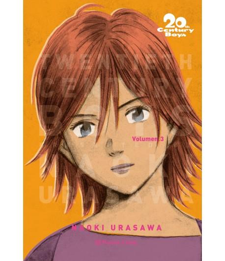 20th Century Boys Kanzenban Nº 03 (de 11)