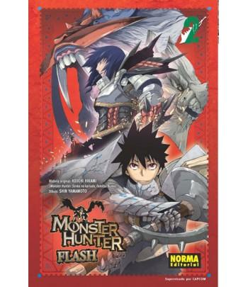 Monster Hunter Flash Nº 02...