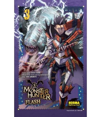 Monster Hunter Flash Nº 03...