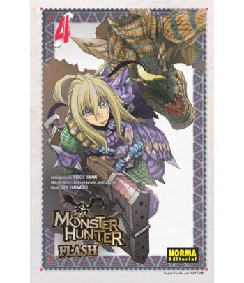Monster Hunter Flash Nº 04...
