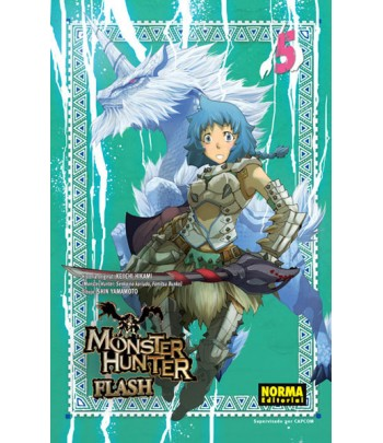 Monster Hunter Flash Nº 05...