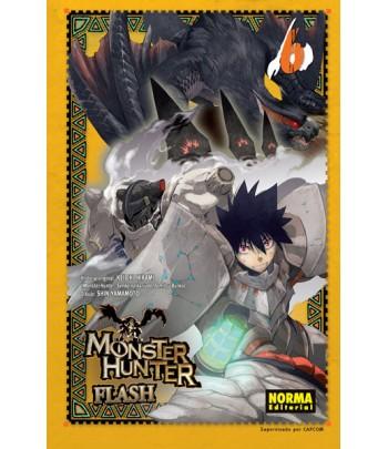 Monster Hunter Flash Nº 06...