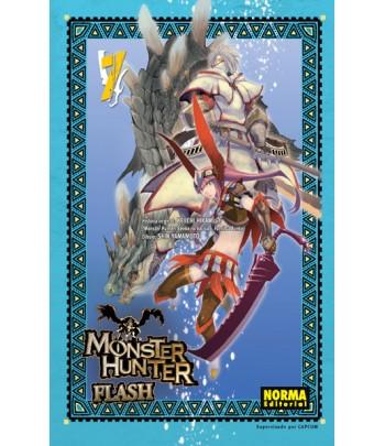 Monster Hunter Flash Nº 07...