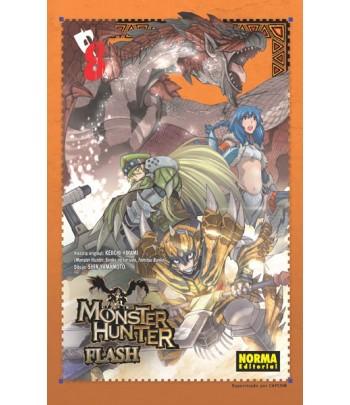 Monster Hunter Flash Nº 08...