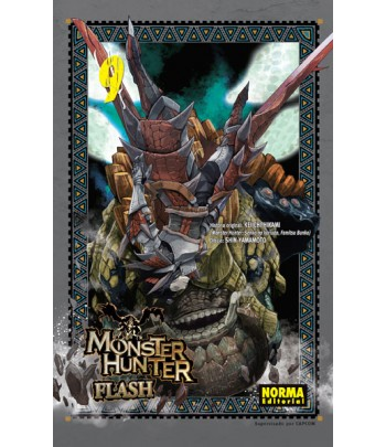 Monster Hunter Flash Nº 09...