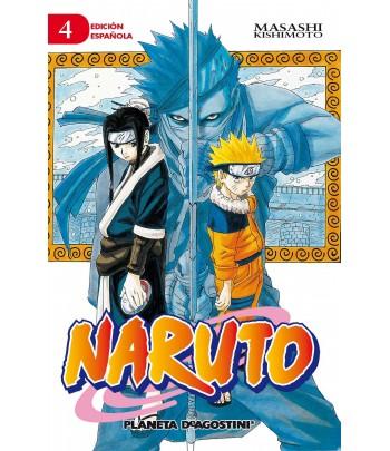 Naruto Nº 04