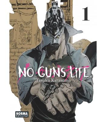 No Guns Life Nº 01