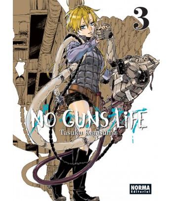 No Guns Life Nº 03