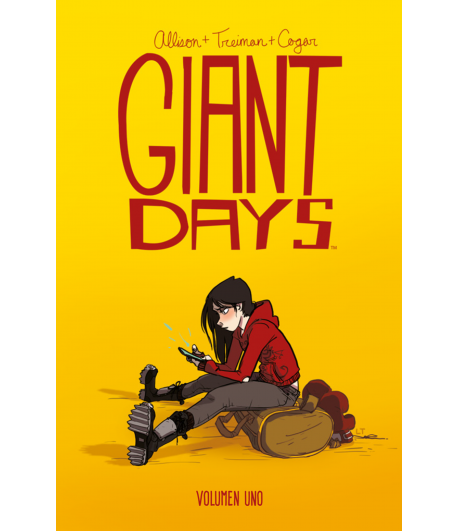 Giant Days Nº 01