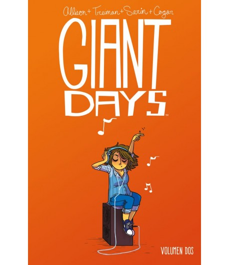 Giant Days Nº 02