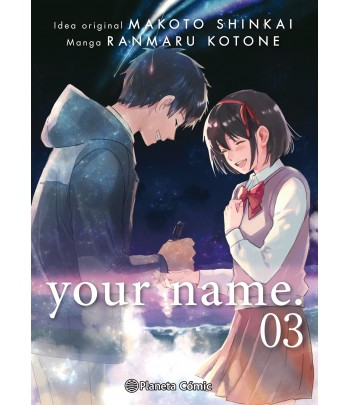 Your name. Nº 3 (de 3)