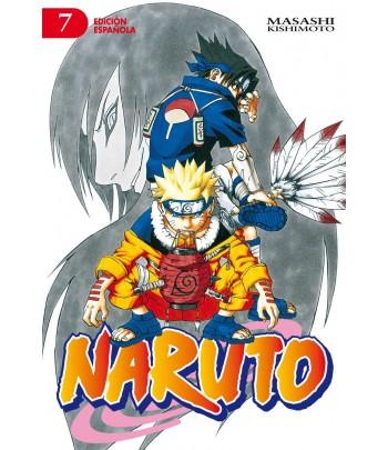 Naruto Nº 07