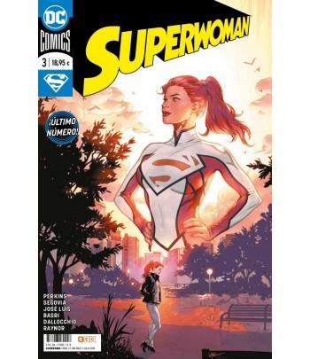 Superwoman (Renacimiento)...