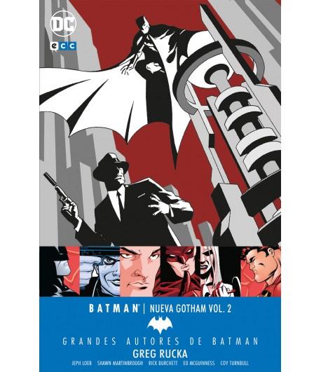 Grandes autores de Batman: Greg Rucka Nº 4: Nueva Gotham 2