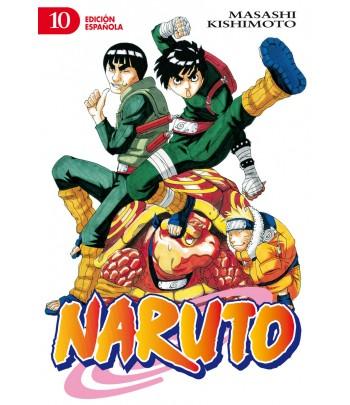 Naruto Nº 10