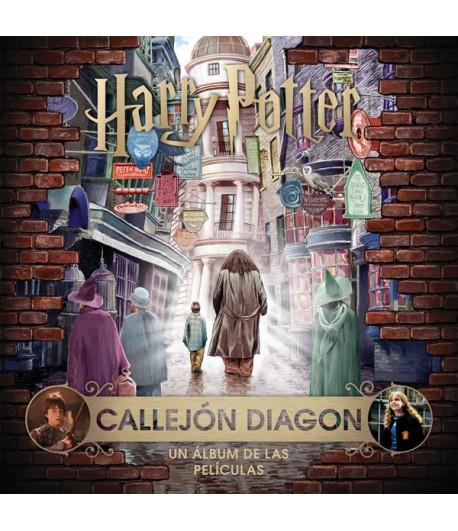 J. K. Rowling's Wizarding World: Callejón Diagón (Un álbum de la película)