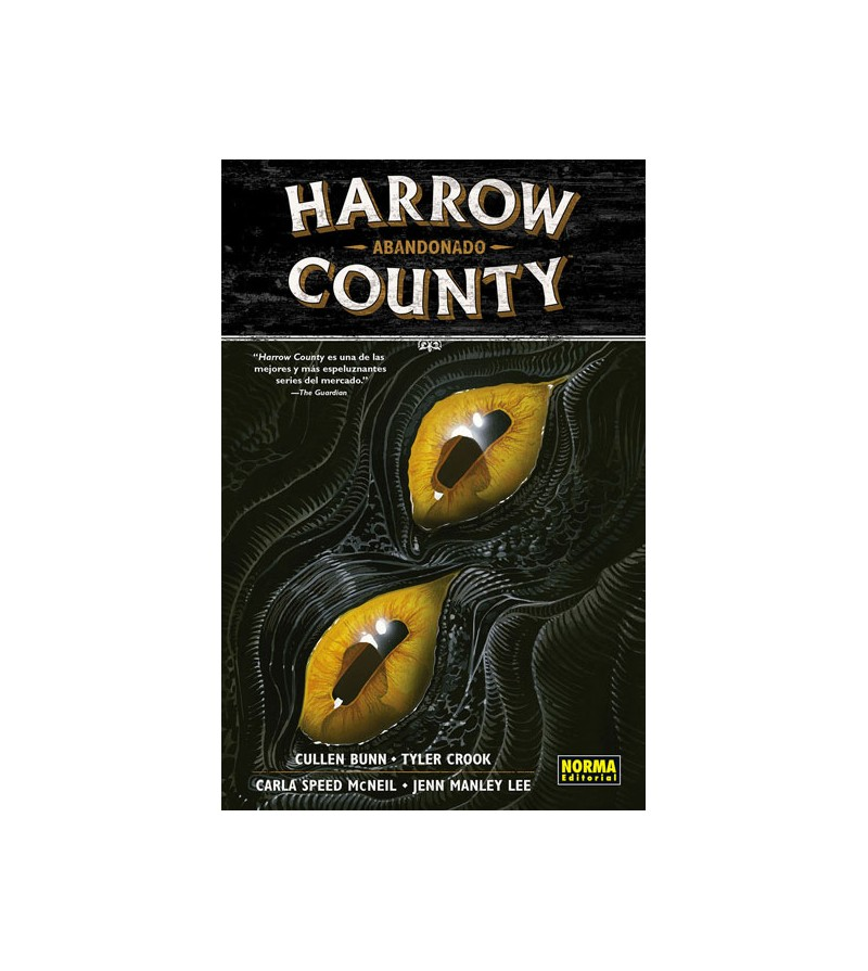 Harrow County Nº 05