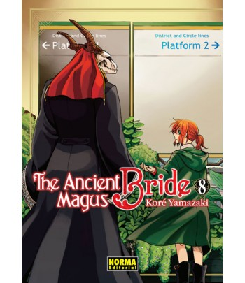 The Ancient Magus Bride Nº 08