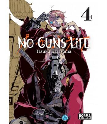 No Guns Life Nº 04