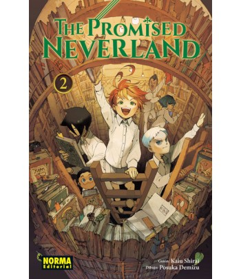 The Promised Neverland Nº 02