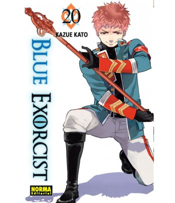 Blue Exorcist Nº 20