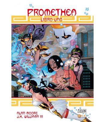 Promethea Nº 1 (de 3)