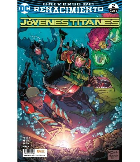 Jóvenes Titanes (Renacimiento) Nº 02