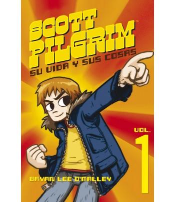 Scott Pilgrim Nº 1 (de 6)