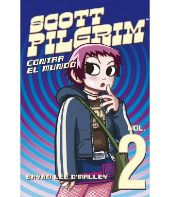 Scott Pilgrim Nº 2 (de 6)