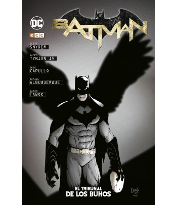 Batman de Scott Snyder Nº...