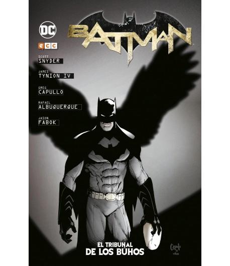 Batman de Scott Snyder Nº 01: El tribunal de los búhos
