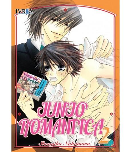 Junjo Romantica Nº 02