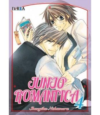 Junjo Romantica Nº 04