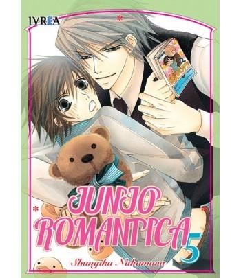 Junjo Romantica Nº 05