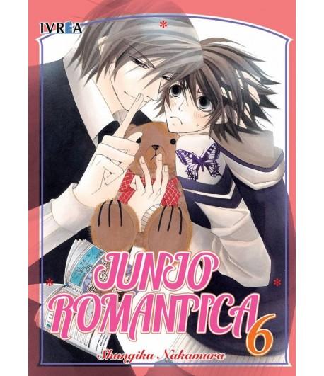 Junjo Romantica Nº 06