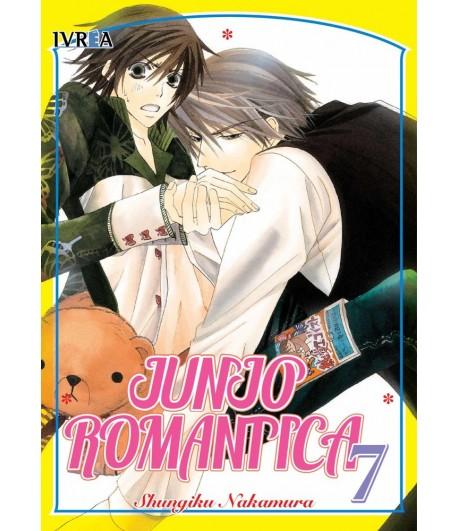 Junjo Romantica Nº 07
