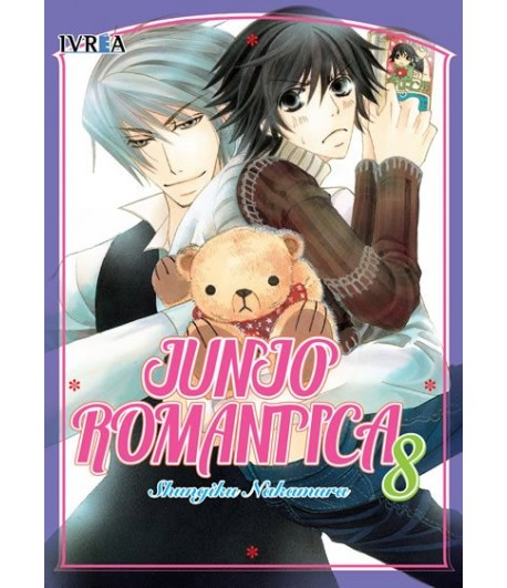 Junjo Romantica Nº 08