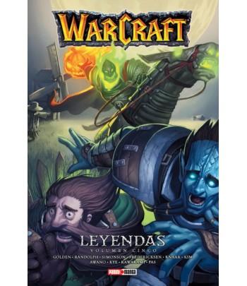 Warcraft: Leyendas Nº 5 (de 5)