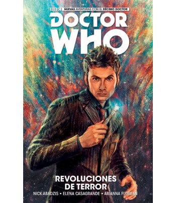 Doctor Who Nº 01:...