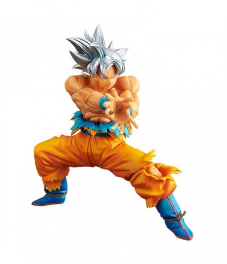 Figura Goku DXF The Super Warriors Ultra Instinct 18 cm (Dragon Ball Super)