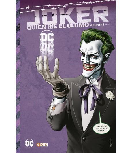 Joker: Quien ríe el último Nº 1 (de 2)
