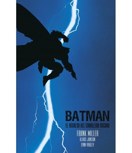 Batman: El regreso del Caballero Oscuro (Ed. Deluxe)