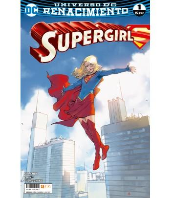 Supergirl (Renacimiento) Nº 01