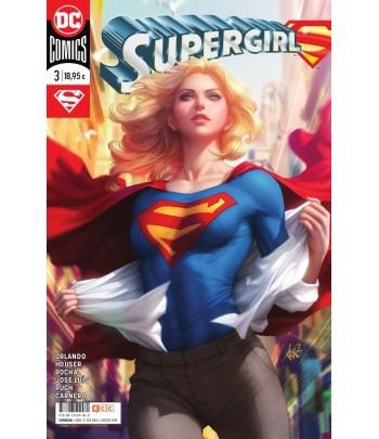 Supergirl (Renacimiento) Nº 03